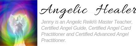 Angelic Reiki® Master Teacher, Certified Angel Guide, Certified Angel Card Practitioner and Certified Advanced Angel Practitioner.
